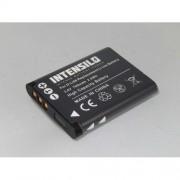 INTENSILO Li-Ion Batterie 700mAh (3.6V) pour appareil photo, cam?scope, cam?ra vid?o Toshiba Camileo PX1686, SX-500, SX-900 comme D-Li88, DB-L80