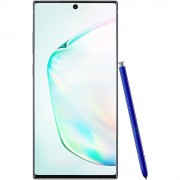 Samsung Galaxy Note10+ 5G Telefon Mobil Single SIM 12GB RAM 256GB Aura Glow