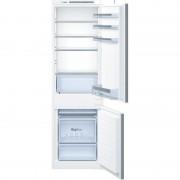 Хладилник с фризер за вграждане Bosch KIV86VS30 + 5 години гаранция