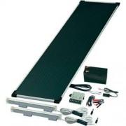 SES P1207 napenergia- készlet Napelem típus Amorf vékonyrétegu cella 12Wp 927x317mm Akku 12V/7Ah