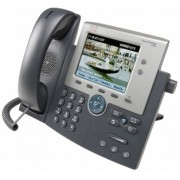 Cisco UC Phone 7945, Gig Ethernet, Color, spare