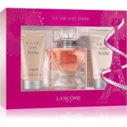 Lancôme La Vie Est Belle lote de regalo eau de parfum 30 ml + gel de ducha 50 ml + leche corporal 50 ml