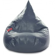 Home Story HumBug Bean Bag XXL Size Grey Cover Only