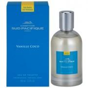 Comptoir Sud Pacifique Vanille Coco Eau de Toilette para mulheres 100 ml