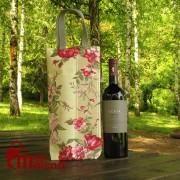 Ceger za flašu cvetni 3303