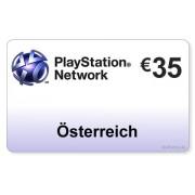 Sony (AT) PlayStation Network PSN Card 35EUR