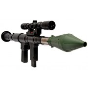 "Toyshine 27"" Army launcher Style Gun with High Accuracy, Plastic Toy Model Gun"