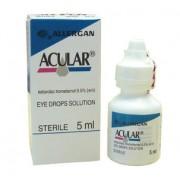 Allergan Spa Acular 0,5% Collirio, Soluzione 1 Flacone Da 5 Ml