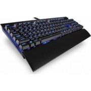 Tastatura Gaming Corsair K70 Lux USB Cherry MX Red