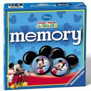 Jocul memoriei - Clubul lui Mickey Mouse
