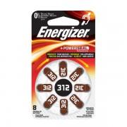 Pile acustiche Energizer E001082504 - 164223 1,4 V - E001082504 (conf.8)