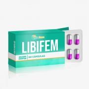 Libifem 300mg 60 Cápsulas Estimulante Sexual Feminino