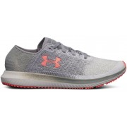 Under Armour Threadborne Blur W - scarpe running neutre - donna - Grey/Pink