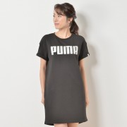 PUMA スウェットワンピース【QVC】40代・50代レディースファッション
