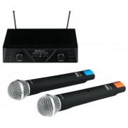 Mikrofon szett, vezeték nélküli