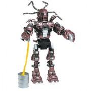 Mega Bloks Transforming Blok Bots Cyborg vs Mutriods Strife 9374