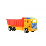 Lukas Dumping Truck Toy, Push and Go Toy for Kids, Dumper Truck for Kids, Dump Truck for Kids