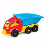 Camion pentru plaja Dolu, remorca, 46 cm, 3 ani+