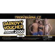 Trenýrkárna Elektronický voucher 2000,- (zaslání pouze e-mailem) uni