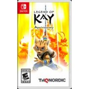 Joc Legend Of Kay Anniversary Edition Nintendo Switch