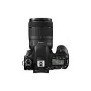 Câmera Canon DSLR EOS 80D kit Lente de 18-135mm
