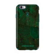 iPhone 6/6s Candyshell Inked Johnathan Adler CaracasPenshell/Peacock Glossy