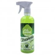 Repelente Spray Citronela Pró Canine 500ml