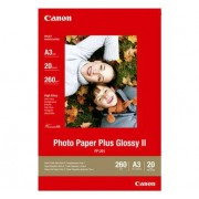 (Foto) papier Canon PP-201, PP201 fotopapier A3 20 vel 260g