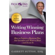 Writing Winning Business Plans: How to Prepare a Business Plan That Investors Will Want to Read and Invest in, Paperback