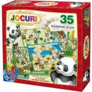 Joc de societate - Colectie de jocuri pentru copii 35 in 1