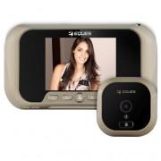 Eques R01PS Spioncino Digitale Porta Display 2.8 Zoom Movimento Infrarosso 0.3Mpx SD colore bronzo