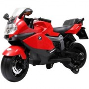 Oh Baby Baby Battery Operated BMW Ofiicial Lincesed BIKE Assorted Color Music System For Your Kids SE-BOB-41