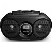 Philips Radioodtwarzacz AZ215B Czarny