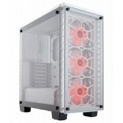 Carcasa Mid Tower Corsair Crystal 460x RGB (Alb)