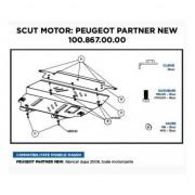 Scut Motor Metalic Asam Peugeot Partner Dupa 2008