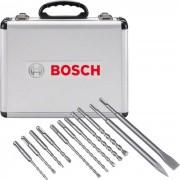11-delni SDS plus set za građevinske radove u aluminijumskom koferu Bosch (2608578765)