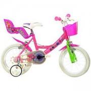 Детско колело Trolls - 14 инча Dino Bikes, 120117555