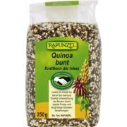 Quinoa colorata bio 250g Rapunzel