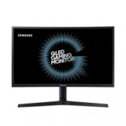 Монитор Samsung C24FG73F, 23.5 (59.8 cm) VA панел, Full HD, 1ms, 350 cd/m2, DisplayPort, HDMI