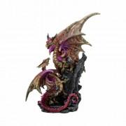 Eternal Guardian sárkány szobor