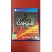 Project cars pro PS4 použitá