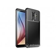 Ipaky navlaka za Samsung Galaxy A6+ (2018) SM-A605F, crna