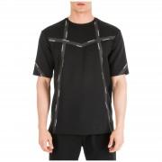 Emporio Armani T-shirt maglia maniche corte girocollo uomo over fit