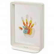 Baby Art Family Touch Hand Print Frame White 3601094000
