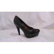 Pantofi Dama Corvaris - Piele Naturala - Model 220 N+LN