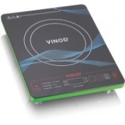 Vinod INCO-008 Induction Cooktop(Black, Green, Touch Panel)