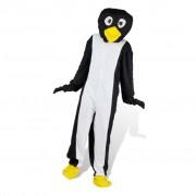 vidaXL Kostým tučňák M–L
