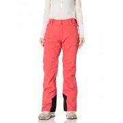 BILLABONG Drifter STX Pantalón de Snowboard para Mujer, Rojo, L