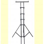 Stativ dublu cu 2 spigoti tip stand pentru Lumini, Blitzuri, Boom ( 3M ) YS9072