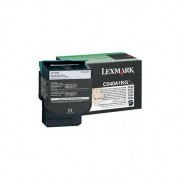 Lexmark C54x, X54x Black Return Programme Toner Cartridge (1K) Negro